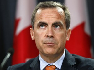 """Bank of Canada governor Mark Carney says Canada is """"well into an expansion."""""""
