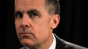 Mark Carney, the Governor of The Bank of Canada,