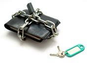 Unlocking money wallet sales