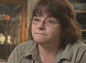 New Brunswick resident Joan Biseau says a mistake on her credit report will cost her thousands of dollars.